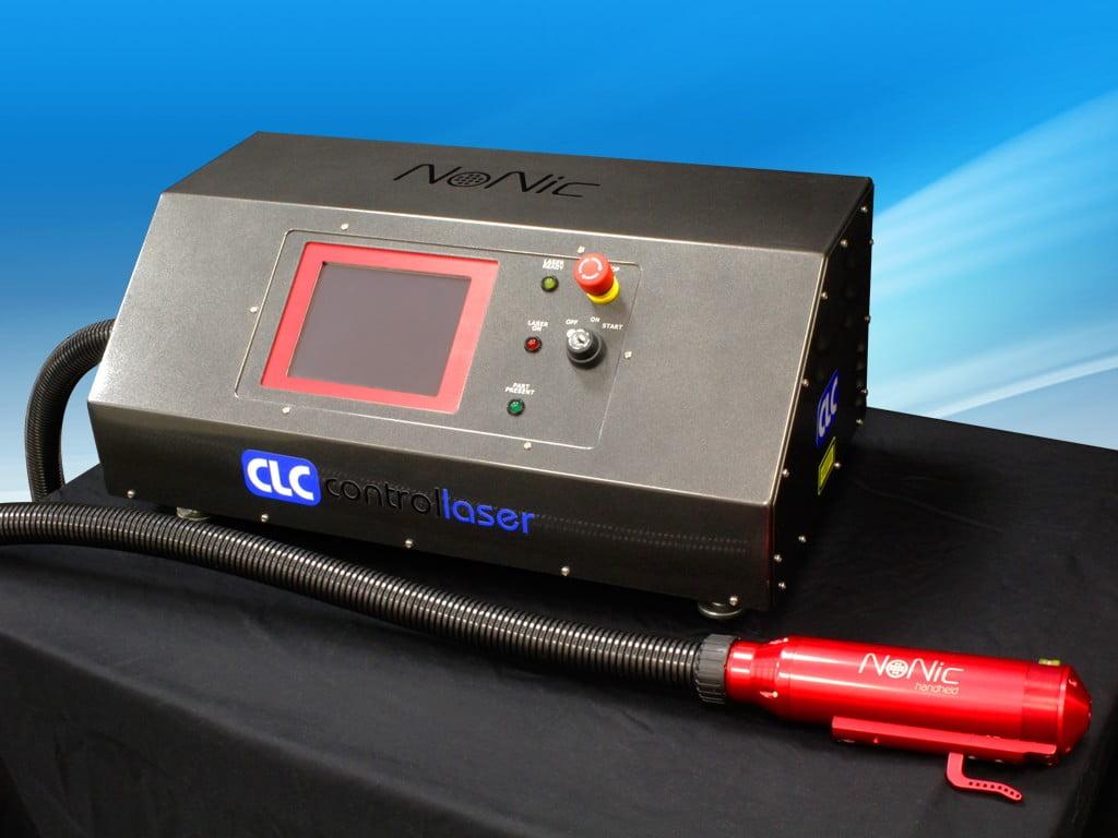laser wire stripping machine