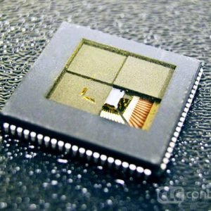 Laser semiconductor decap