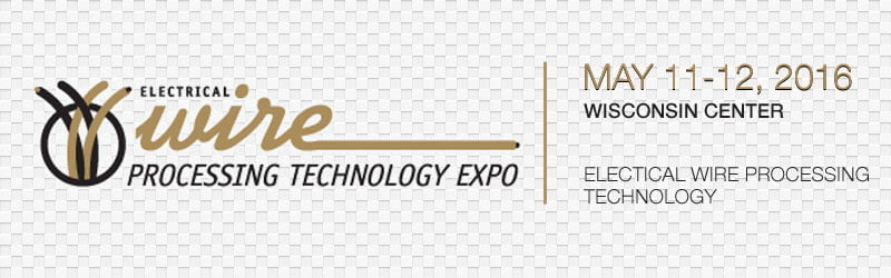 ElectricalWireExpo 2016 national electrical wire processing technology expo 2016 wire harness show milwaukee at mifinder.co