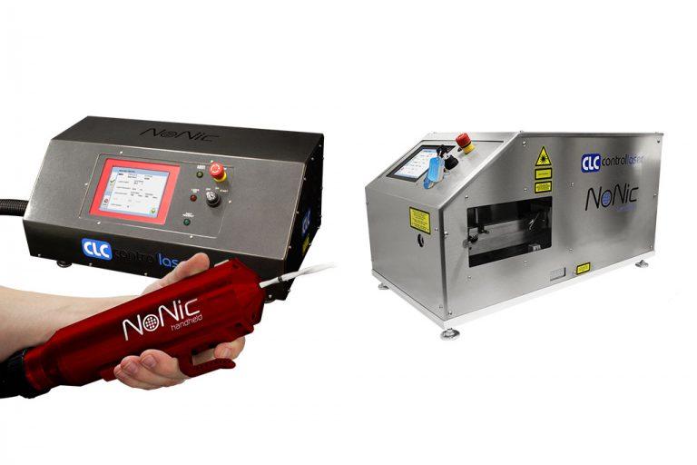 Laser wire stripping machines