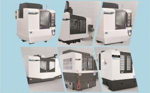 high-speed multi-task CNC machining center